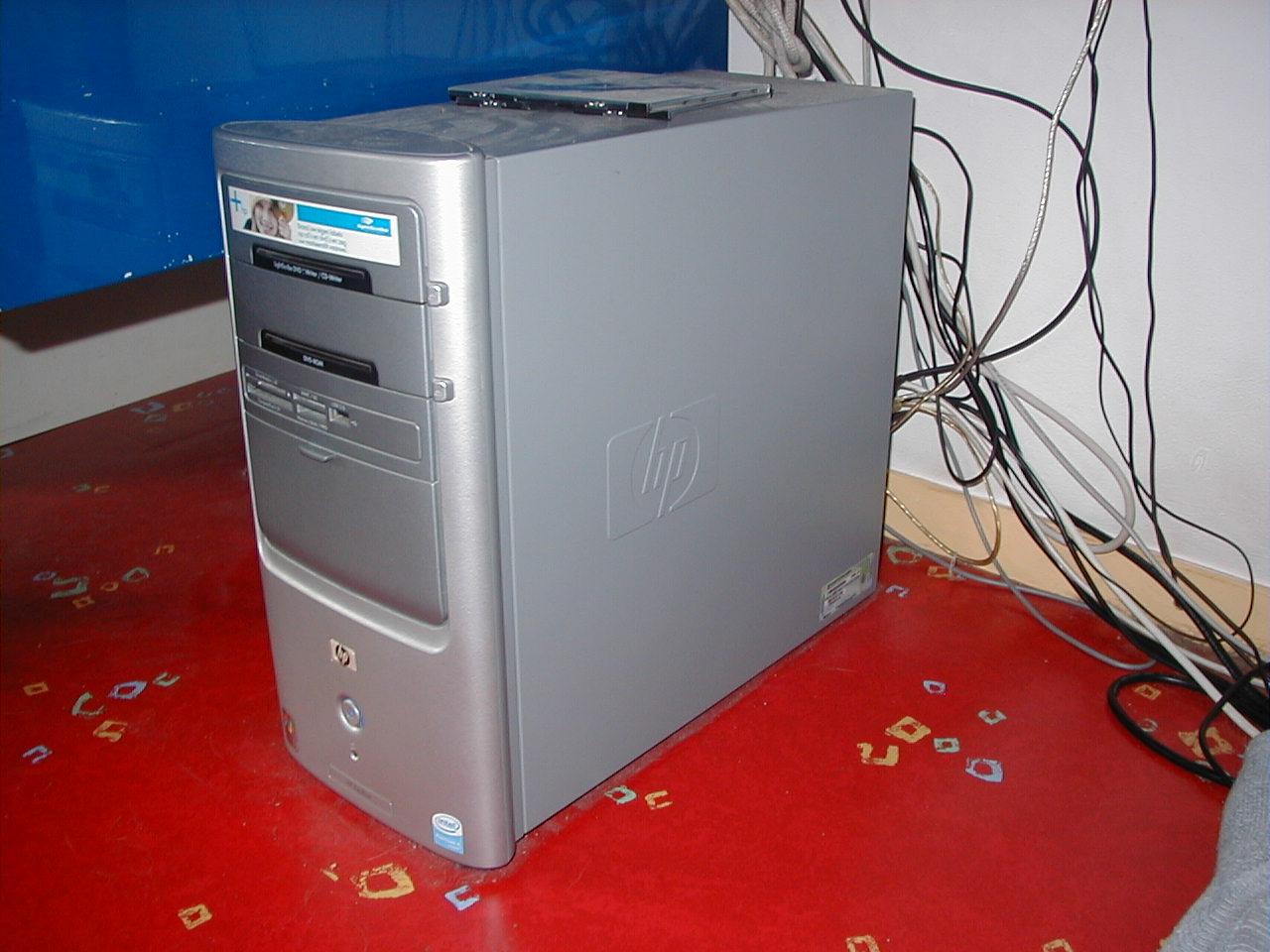 Personal Computer (HP Pavilion t3360.nl)